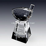 Crystal Golf Driver Trophy Award 1020 pictures & photos