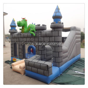 Animal Theme Kylin Image Popular Style Inflatable Bouncer Good Price