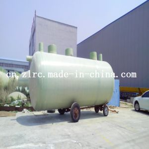 FRP Anti-Corrosion Waste Water Treatment Tank pictures & photos