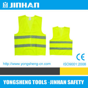 Jinhan Hot High Reflective Traffic Vest (Y-1003)