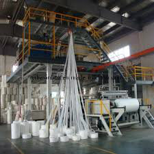 Nonwoven Production Line SMS 1600mm pictures & photos