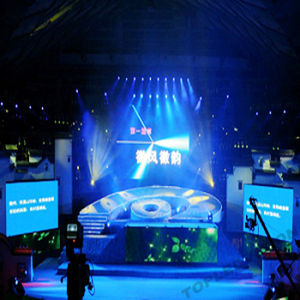 Outdoor Rental SMD LED Screen P6