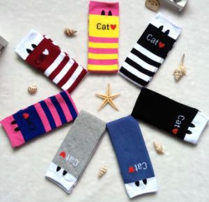 Lovely Cartoon Children Cotton Socks pictures & photos
