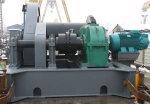 Chinese Professional Elcectric Winch Manufacture pictures & photos