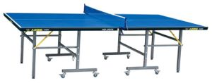 Double Folding Movable Table Tennis Table