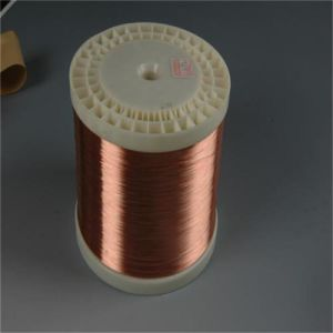 Watches Wire Copper Clad Aluminum Enameled Wire in Plastic Spool pictures & photos