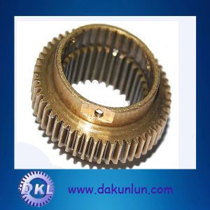 High Precision Brass Inside and Outside Gear (DKL-G019)