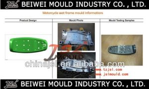 Motorcycle Parts Plastic Injection Mould pictures & photos