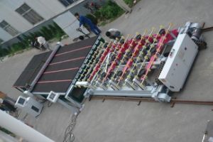 CNC Glass Cutting Production Line (YG-3826) pictures & photos