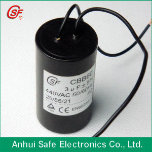 Cbb60 Fan Capacitor Air Conditioner Part pictures & photos