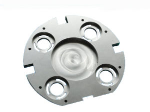 Stainless Steel Precision Forging Parts by Milling (DR117) pictures & photos