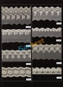 Different Designs High Quality Beautiful Mesh Lace for Decoration pictures & photos