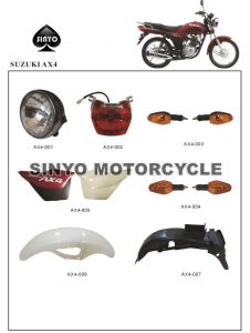 Suzuki Ax4 Hot Sell Nice Body Parts pictures & photos