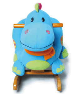 Wooden Rocking Animal-Dinosaur Rocker with Safeguard pictures & photos