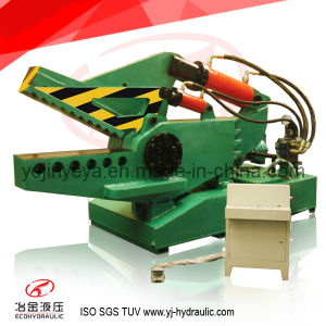 Q08-250A Steel Bar Hydraulic Alligator Cutting Machine (factory) pictures & photos