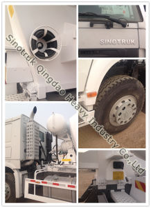 Sinotruk HOWO 336HP 6X4 Concrete Mixer Truck pictures & photos