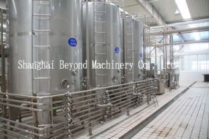 Turnkey Dairy Production Line (500L-500000L/D) pictures & photos