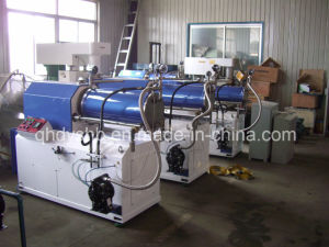 Paint Horizontal Sand Mill Grinding Machine