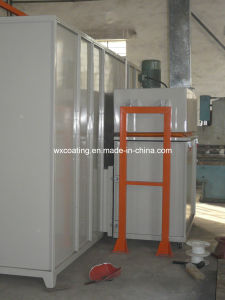 Industry Powder Coating Spray Cabinet pictures & photos
