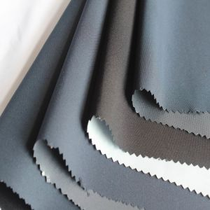 75D Mechanical Stretch Fabric Composite with TPU (SL20040) pictures & photos