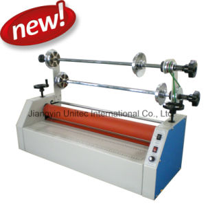 Factory Direct Sale Manual Cold Laminating Machine 650mm Cold Laminator Bu-650 II Plus