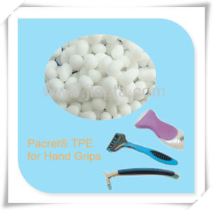 Pacrel TPE Material for Overmolding on PP, PE, ABS pictures & photos