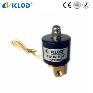 Low Price Hot Sale High Pressure Mini Water Solenoid Valve pictures & photos