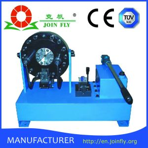Mini Manual Hydraulic Hose Crimping Machine (JKS160)