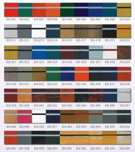 ABS Double Color Sheet for Adversement Decoration Material pictures & photos