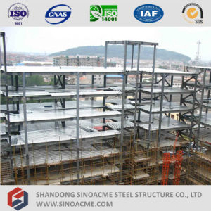 Sinoacme Multiple Story Steel Structure Office Building pictures & photos