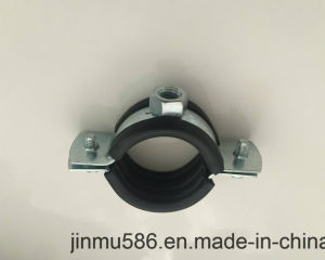Pipe Clamps with Rubber or with Rubber pictures & photos
