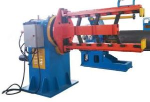 Transformer Tank Vertical Bending Machine Foil Winding Machinery pictures & photos