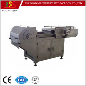 Frozen Meat Cutter Meat Band Saw Frozen Meat Dicer Manufacturer 2017