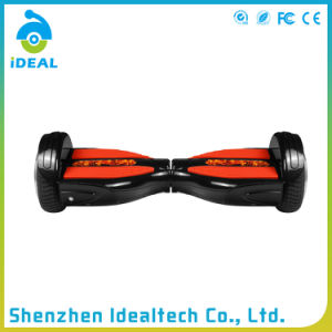 Unfolded 6.5 Inch Self Balance Electric Stand Scooter