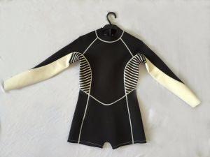 Customized Woman′s Neoprene Durable Sexy Diving Clothes Wetsuit