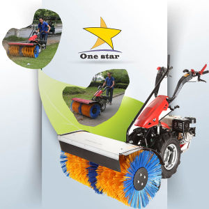 8HP-13HP Cheaper 2 Wheel Farm Walking Tractor ATV Flail Mower