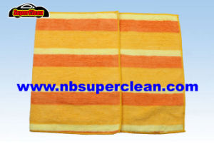 China Supplier Best Selling Microfiber Cleaning Cloth (CN3656) pictures & photos