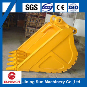 Standard Bucket for Foton Lovol Small Size Wheel Loader pictures & photos