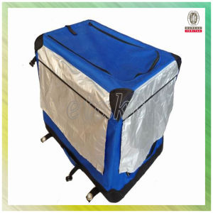 2016 Good Quality Pet Carrier Outside Bag with Mesh Foldable
