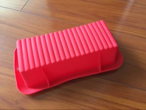 Silicone Mold Loaf Pan & Cake Mould &Bakeware FDA/LFGB (SY1204) pictures & photos