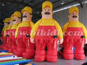 Wholesale Inflatable Cartoon Balloon, Advertising Inflatable K2112 pictures & photos