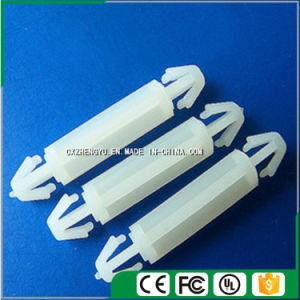 china pcb spacer support (pcb plastic support, nylon standoffpcb spacer support (pcb plastic support, nylon standoff)
