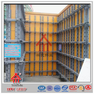 Anti-Corrosion Used Wall Formwork System For Concrete Work