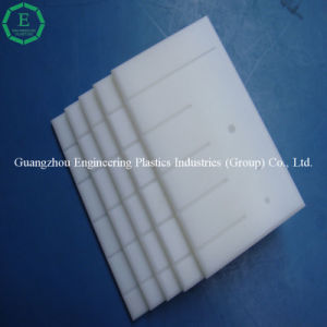 CNC Machining Plastic HDPE Sheet pictures & photos