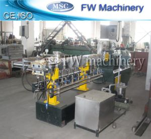Professional Supplier of PP PE Granules Extrusion Equipment pictures & photos