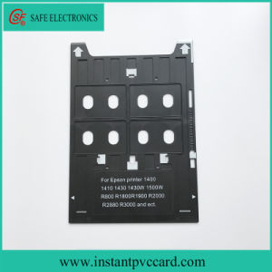 Inkjet ID Card Tray for Epson R3000 Inkjet Printer pictures & photos