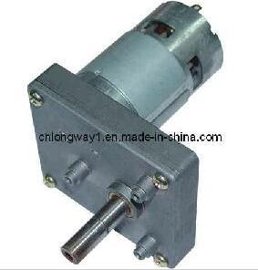 PMDC Gear Motors for Office Equipment pictures & photos