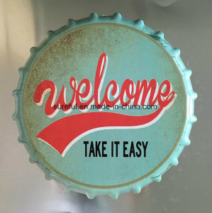 Custom Beer Bottle Cap for Wall Decoration pictures & photos