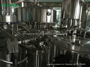 Hot Juice Filling Machine 3-in-1 Monobloc 12000bph@0.5L pictures & photos