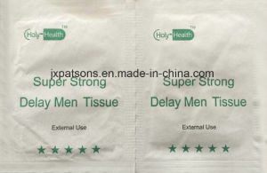 Man Delay Wet Wipes Packaging Machinery pictures & photos